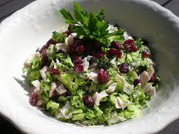 Broccoli and Walnut Salad