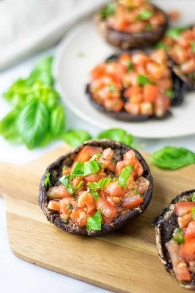 Mushroom Bruschetta Recipe